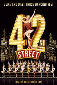 42nd Street Tickets poster