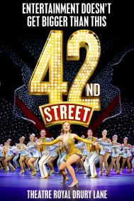 42nd Street Tickets poster