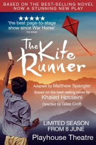 The Kite Runner Tickets poster