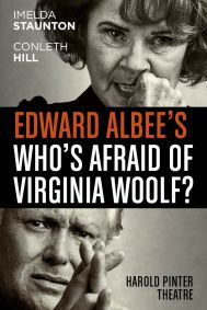 Who's Afraid of Virginia Woolf? Tickets poster