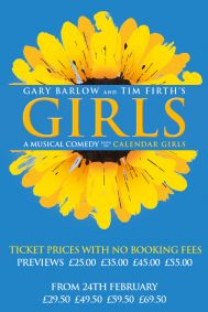 The Girls Tickets poster