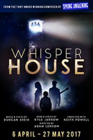 Whisper House Tickets poster