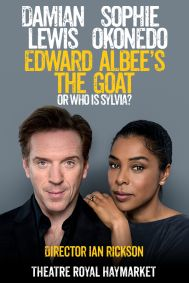 The Goat, or Who Is Sylvia? Tickets poster
