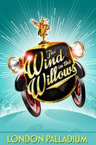 The Wind in the Willows - Palladium Tickets poster