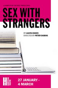 Sex with Strangers Tickets poster