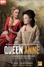 Queen Anne RSC Tickets poster