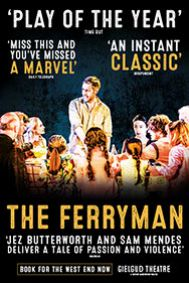 The Ferryman Tickets poster