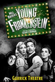 Young Frankenstein Tickets poster