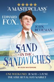 Sand in the Sandwiches Tickets poster