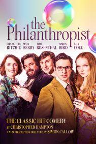 The Philanthropist Tickets poster