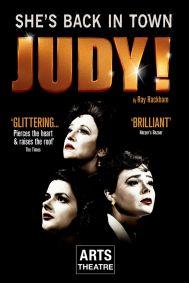 Judy! Tickets poster