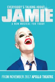 Everybody's Talking About Jamie Tickets poster