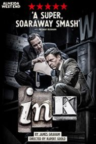 Ink Tickets poster