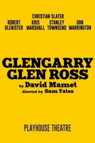Glengarry Glen Ross Tickets poster