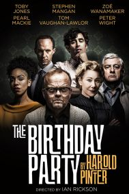 The Birthday Party Tickets poster