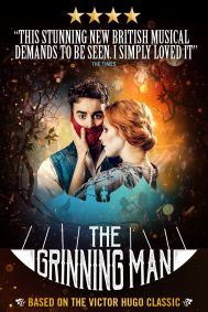 The Grinning Man Tickets poster