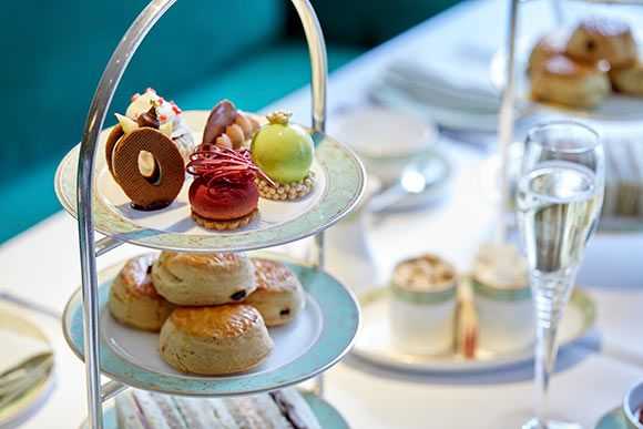 Buy Anna S Afternoon Tea At Grosvenor House Tickets At
