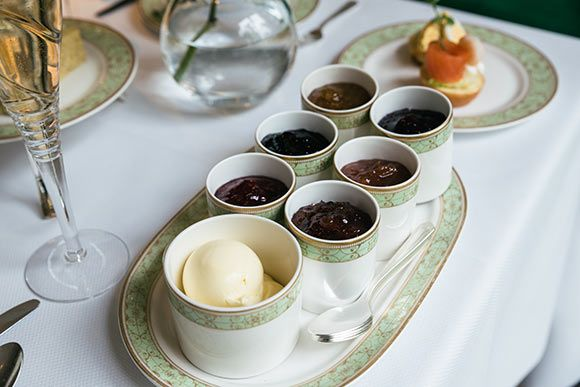 Buy Anna S Champagne Afternoon Tea At Grosvenor House
