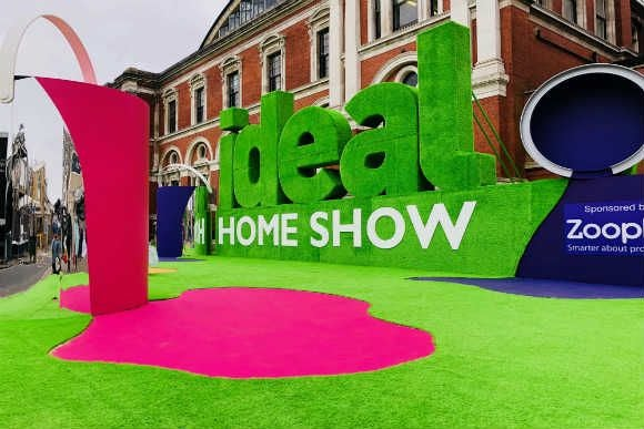 buy ideal home show 2019 tickets at the independent. Black Bedroom Furniture Sets. Home Design Ideas