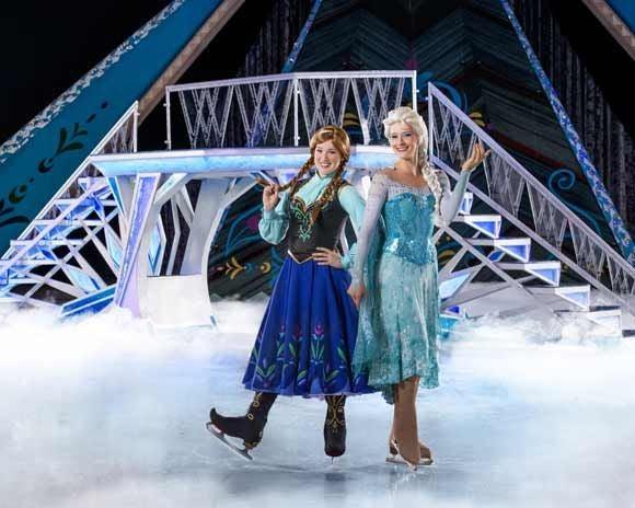 Buy disney on ice presents frozen nottingham tickets at telegraph