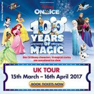 Disney On Ice 100 Years