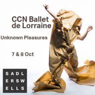 Dance Umbrella - Unknown Pleasures