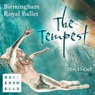 The Tempest - Birmingham Royal Ballet