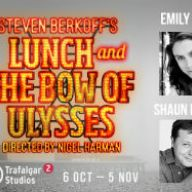 Lunch and the Bow of Ulysses