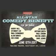 All-Star Comedy Benefit for Jim Tavare