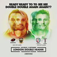 London Double Header 2017