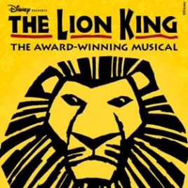 The Lion King & Dinner Packages