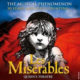 Les Miserables & Dinner Packages