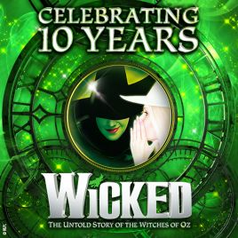 Wicked & Dinner Packages
