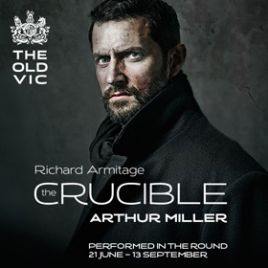 a mans sacrifice in the crucible by arthur miller Explain miller's purpose in writing hale's warning in general terms: cleave to no faith when faith brings blood it is mistaken law that leads you to sacrifice miller is restating the purpose of play: point out others in order to save themselves when proctor questions whether anyone has confessed, what does this reveal about his inner.