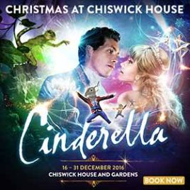 Cinderella Chiswick House