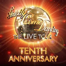 Strictly Come Dancing The Live Tour 2017  - Wembley