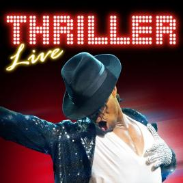 Thriller Live & Dinner Packages