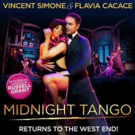 Midnight Tango & Dinner Packages
