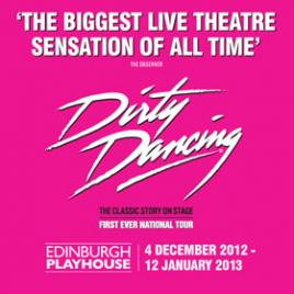 Once you enter the Dirty Dancing discount code, scroll up and verify that the discount code was applied for your Dirty Dancing tickets. If you still have questions, you can send our theater ticket team an email and we will confirm your discount code validity.