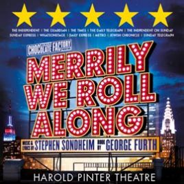 Merrily We Roll Along & Dinner Packages