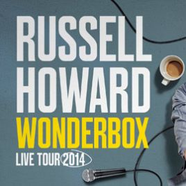 Russell Howard:Wonderbox - Manchester