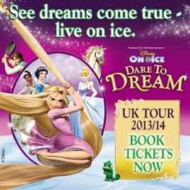 Disney On Ice - Dare to Dream: Manchester