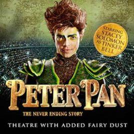 Peter Pan - The Never Ending Story: Birmingham