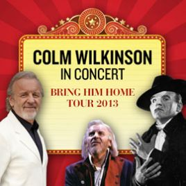 Colm Wilkinson In Concert