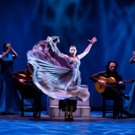 Flamenco Festival London: Sara Baras- La Pepa