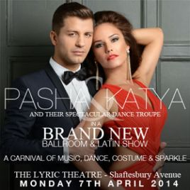 Pasha and Katya