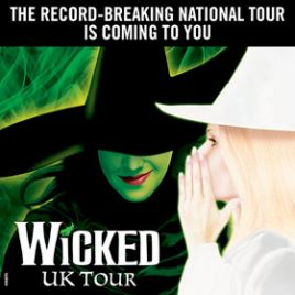 Wicked: Edinburgh