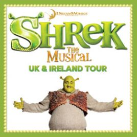 Shrek The Musical: Nottingham