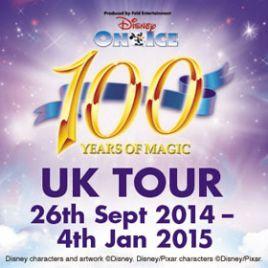 Disney On Ice presents 100 Years of Magic: Birmingham