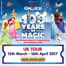 Disney On Ice presents 100 Years of Magic: Sheffield